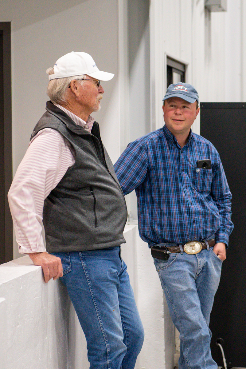 Bob Smith and Miles Theurer
