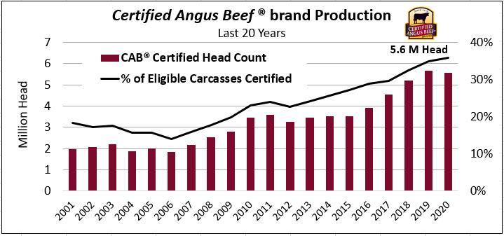 CAB production graph