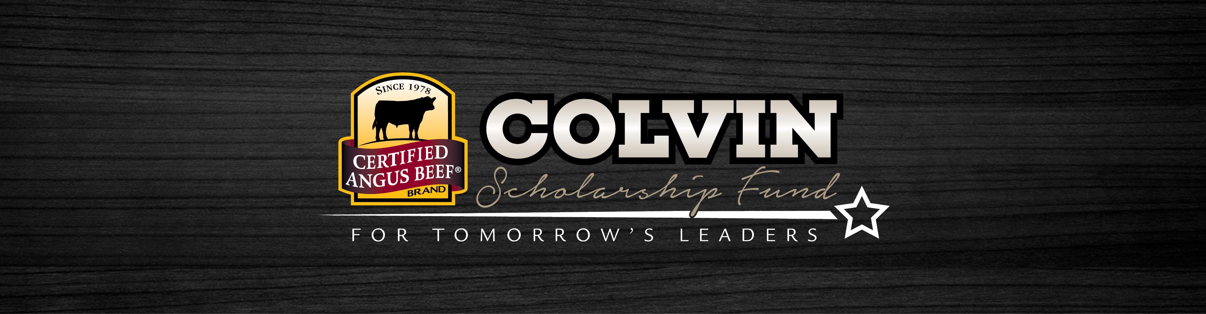 Colvin Scholarship logo