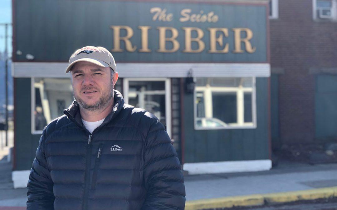 Down at the Ribber