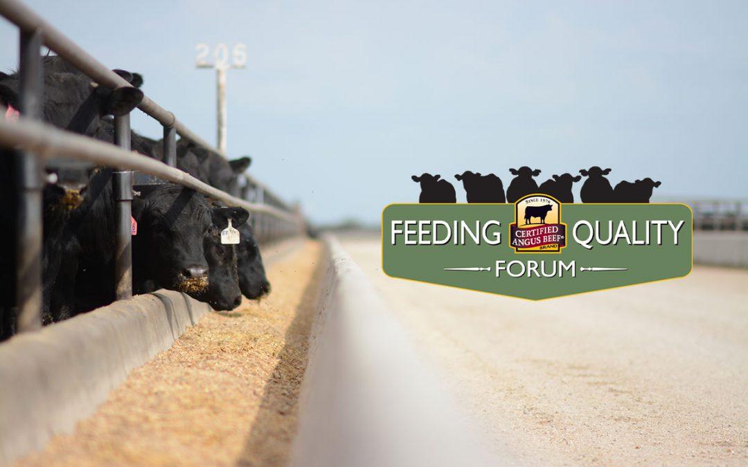 Registration opens for Feeding Quality Forum webinar