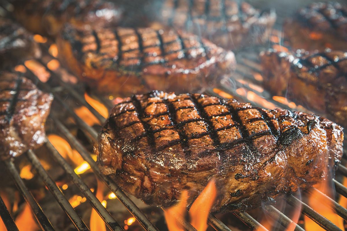 grill flavor beef science