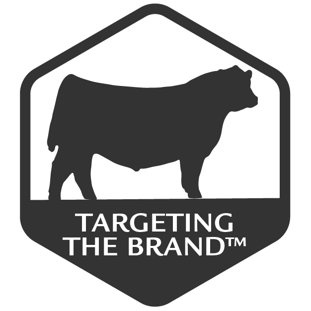 Targeting the Brand™ icon